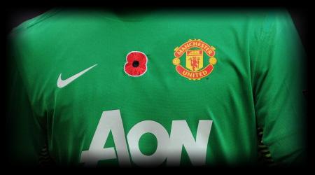 Xem áo đấu Remembrance Day